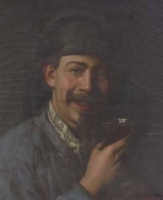 plumb a toast